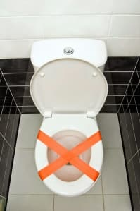 How to Prevent a Clogged Toilet