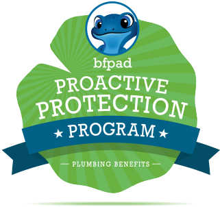 Proactive Protection Program - Plumbing Company